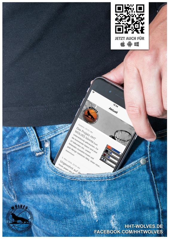 App Plakat
