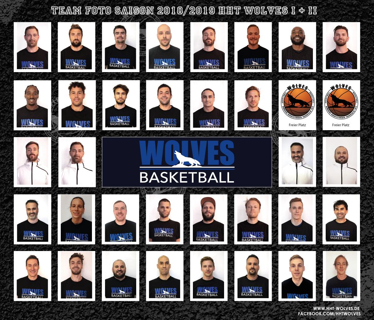 Teamfoto 2018